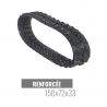 Cingolo in Gomma Accort Track 150x72x33
