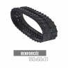 Gummikette Accort Track 180x60x31