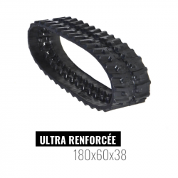 Rubber Track Accort Ultra 180x60x38