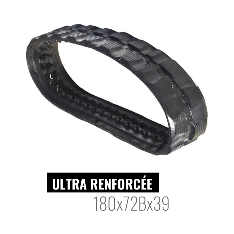 Gummikette Accort Ultra 180x72Bx39