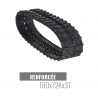 Cingolo in Gomma Accort Track 180x72Kx37