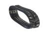 Cingolo in gomma Accort Track 180x72x35