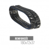 Rubberen rups Accort Track 180x72x37