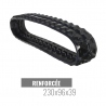 Cingolo in gomma Accort Track 230x96x39