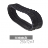 Cingolo in Gomma Accort Track 250x72x47