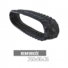Rubberen rups Accort Track 260x96x36