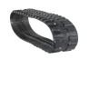 Cingolo in gomma Accort Track 300x52,5Wx72