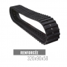 Chenille caoutchouc Accort Track 320x90x58