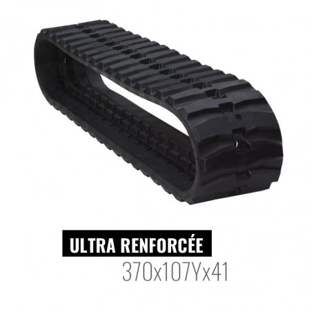 Gummikette Accort Ultra 370x107Yx41