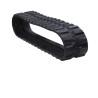 Cingolo in gomma Accort Track 400x72,5Nx70