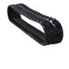 Rubberen rups Accort Track 400x72,5Wx74