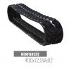 Gummikette Accort Track 400x72,5Wx82