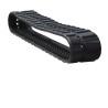 Rubberen rups Accort Track 400x75,5x74