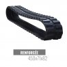 Rubberen rups Accort Track 450x71x82