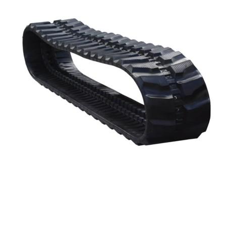 Cingolo in gomma Accort Track 450x76Kx80