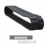Chenille caoutchouc Accort Track 450x83,5Yx74