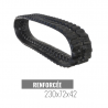 Cingolo in Gomma Accort Track 230x72x42