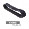 Rubber track Accort Track 230x48x80