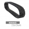 Rubberen Rups Accort Track 230x72Kx46