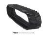 Cingolo in gomma Accort Track 400x107Kx46