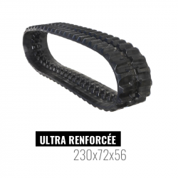 Rubber Track Accort Ultra 230x72x56
